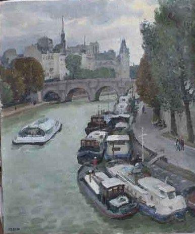 quai de Seine Nikita Tsytsin