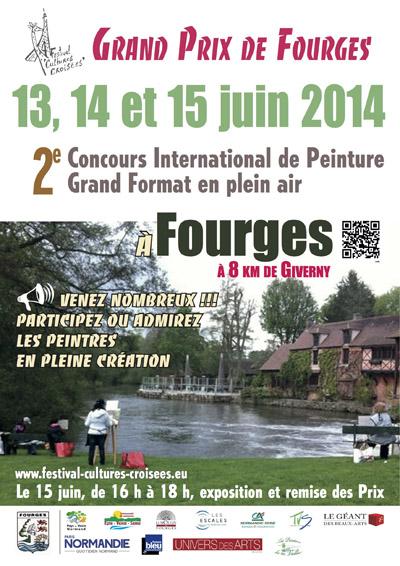 IIe Concours international de peinture à Fourges